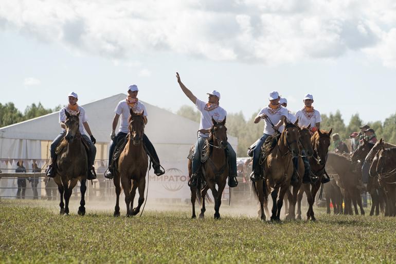 родео мираторг 2016 фото